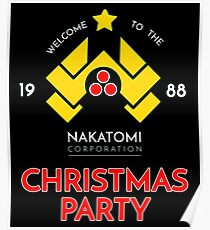 NAKATOMI CORPORATION CHRISTMAS PARTY Poster