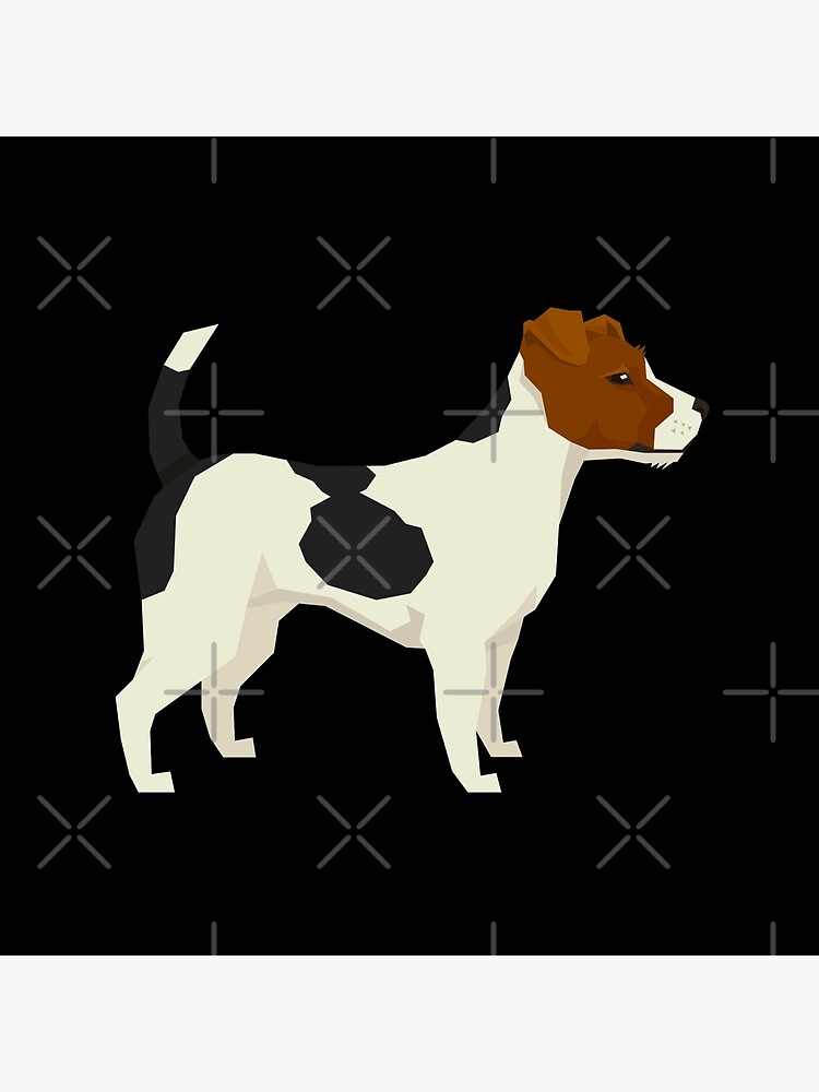 Jack Russell terrier - Gift For Jack Russell terrier Owner Lover by dog-gifts
