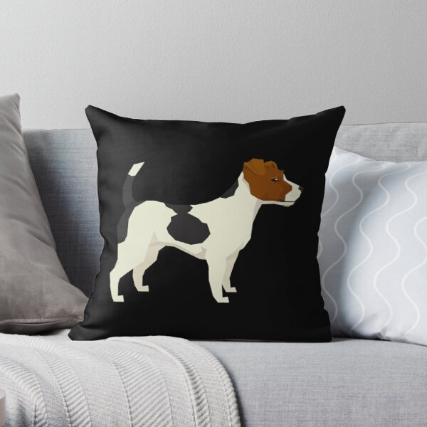 Jack Russell terrier - Gift For Jack Russell terrier Owner Lover Throw Pillow