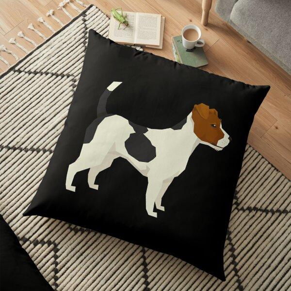 Jack Russell terrier - Gift For Jack Russell terrier Owner Lover Floor Pillow