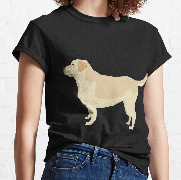 Labrador Retriever - Gift For Labrador Retriever Owner Lover Classic T-Shirt