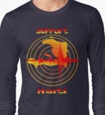 Support Haiti Long Sleeve T-Shirt