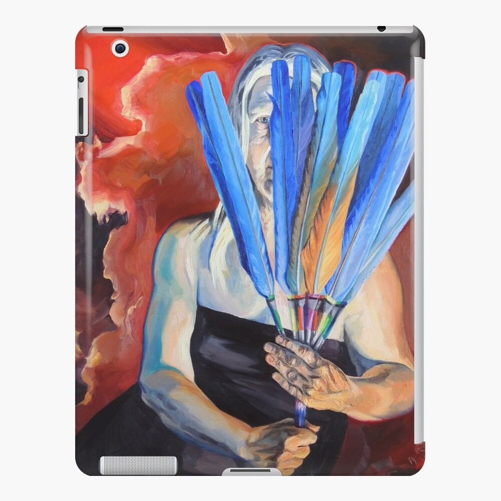 You Cannot Hide Any Longer iPad Case & Skin