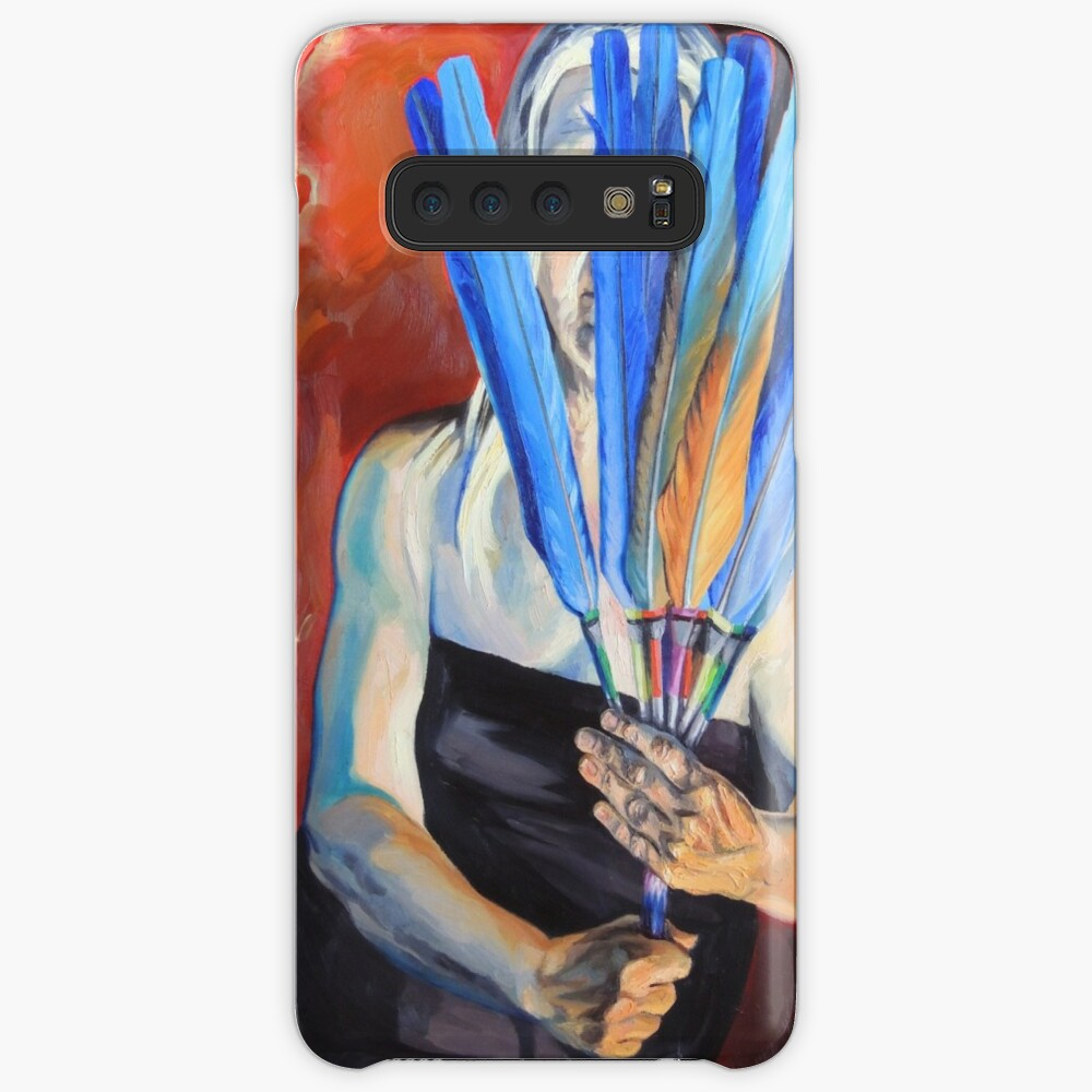 You Cannot Hide Any Longer Case & Skin for Samsung Galaxy