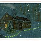 ChristmasEveontheRidge by feedclaystreet