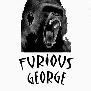 FURIOUS GEORGE by Oceanzofrain