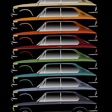Bavarian 2002 Touring Color Spectrum by dwarmuth