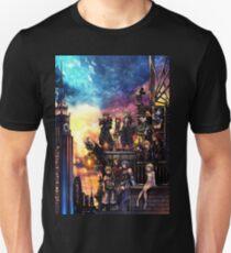 Königreichherzen 3 Slim Fit T-Shirt