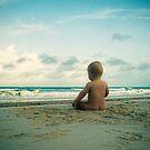 Beach Bum... by Nicole Goggins