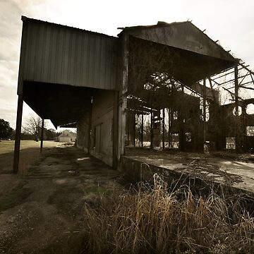 Abandoned in Sherrill, AR by mal-photography