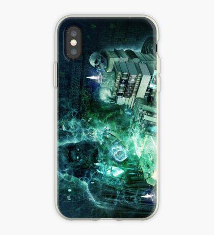 Dark Mage iPhone Case