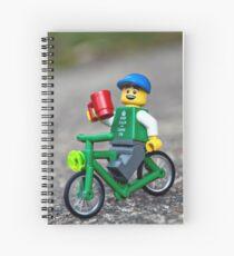 KCCO Spiral Notebook