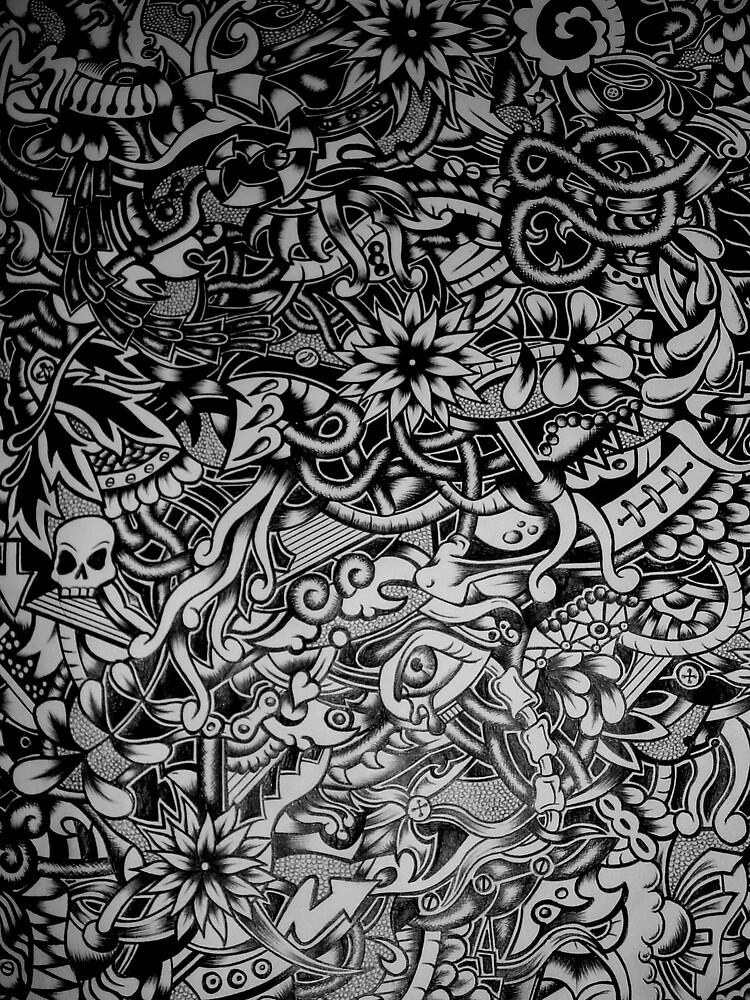 Mind boggle by ziahphoenix