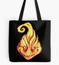 Elemental fire Tote Bag