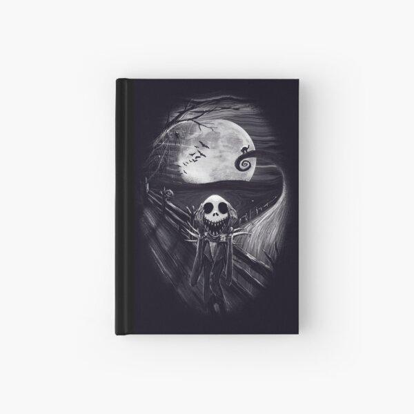 The Scream Before Christmas Hardcover Journal