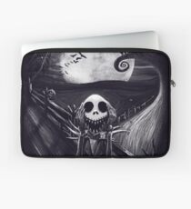 The Scream Before Christmas Laptop Sleeve