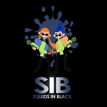 Squids in Black by CanDeuCrafts