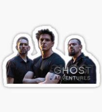 Ghost adventures  Sticker