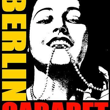 BERLIN-CABERET COLOUR by IMPACTEES