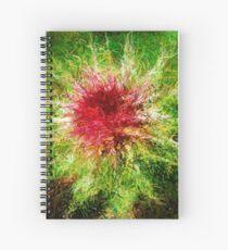 Dendrification 1 Spiral Notebook