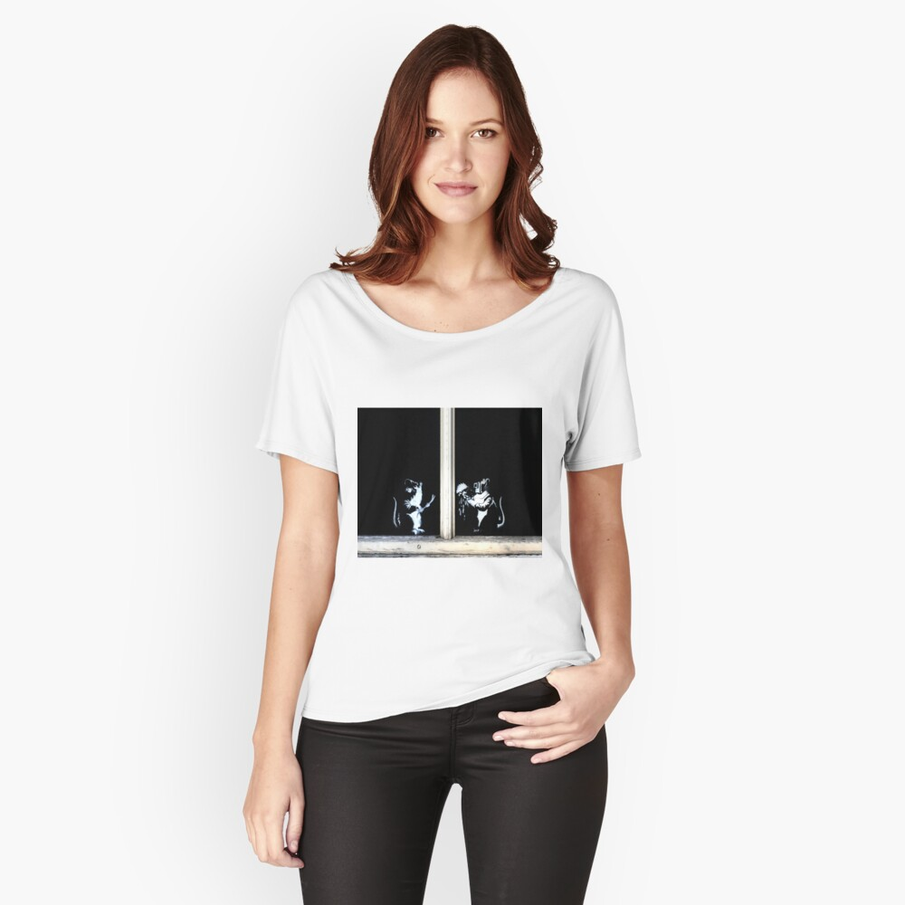 Fixing windows  Women's Relaxed Fit T-Shirt Front
