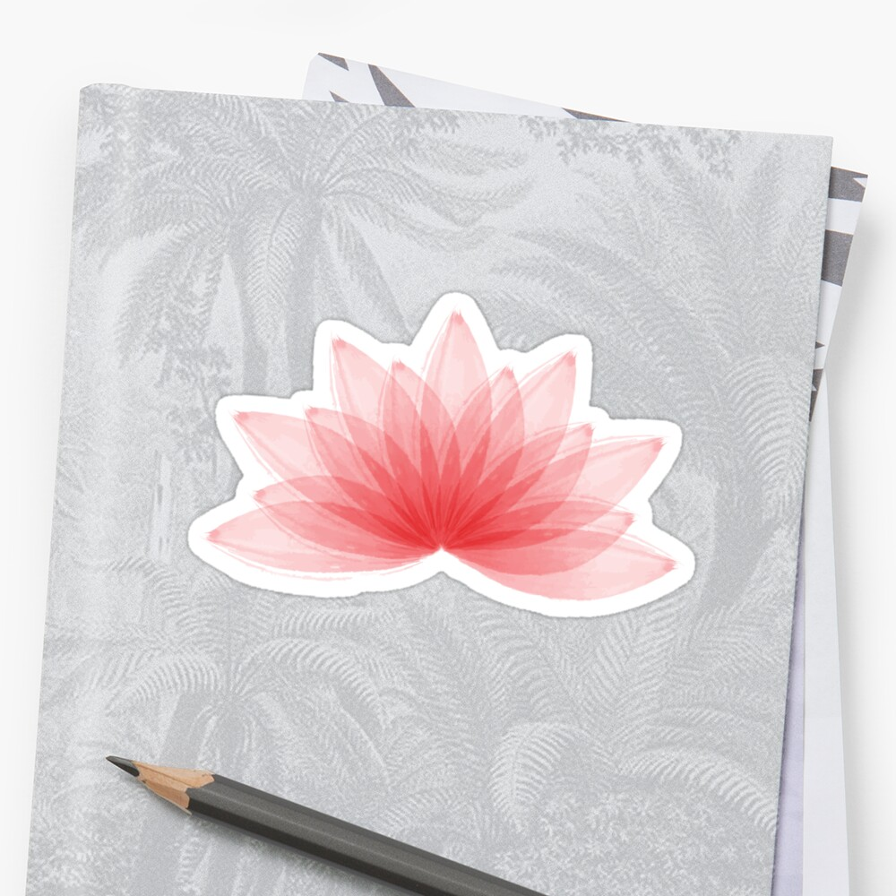 Lotus flower by sashica