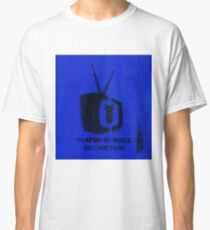 Weapon of mass distraction  Classic T-Shirt