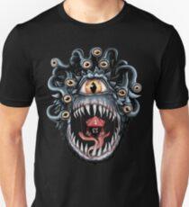 In the Beholder D20 Unisex T-Shirt