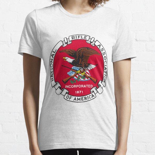 NRA - National Rifle Association logo Essential T-Shirt