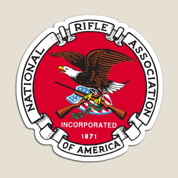 NRA - National Rifle Association logo Magnet
