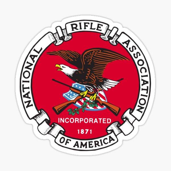 NRA - National Rifle Association logo Sticker