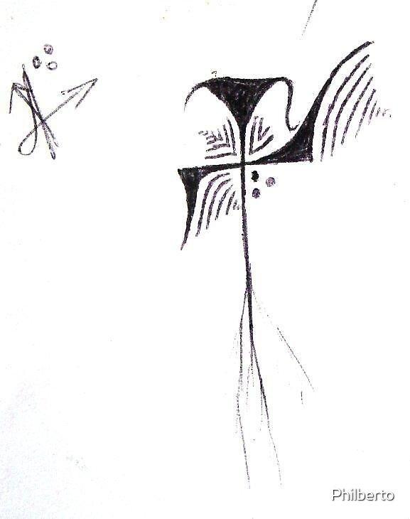 Cross by Philberto
