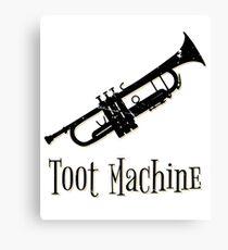 Trumpet Toot (v2) Canvas Print