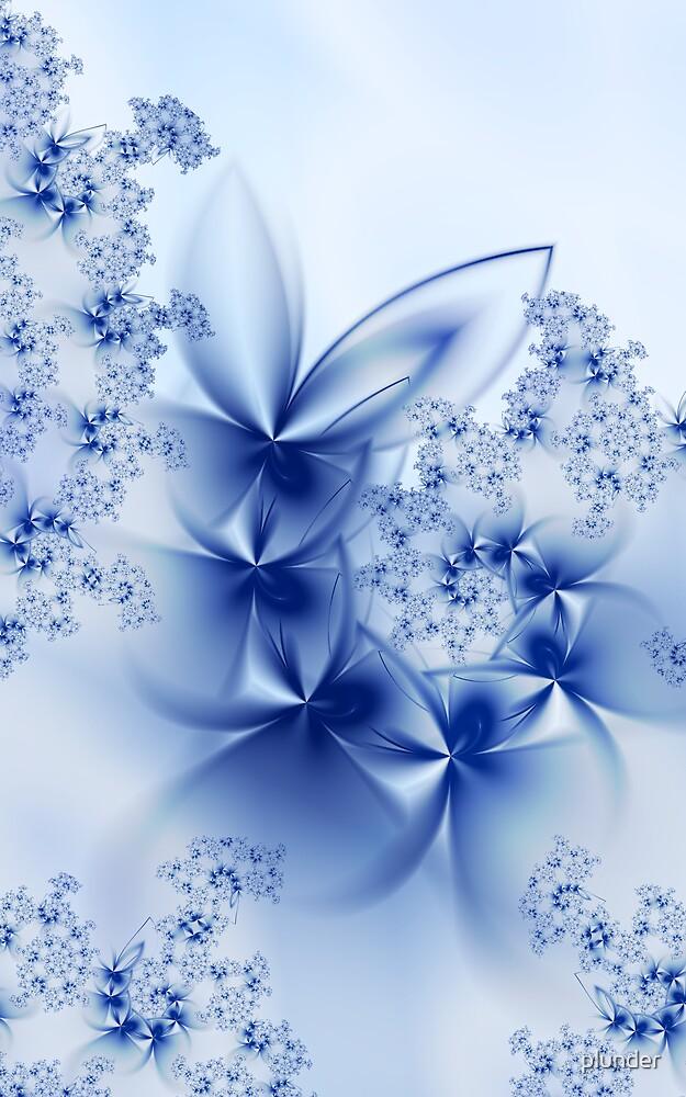 Winter Petals by plunder