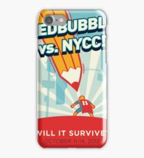 RedBubble vs. NYCC iPhone Case/Skin