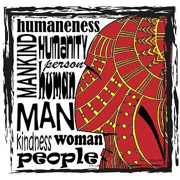 Human by cartoonblog