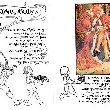 Old King Cole by Geekimpact