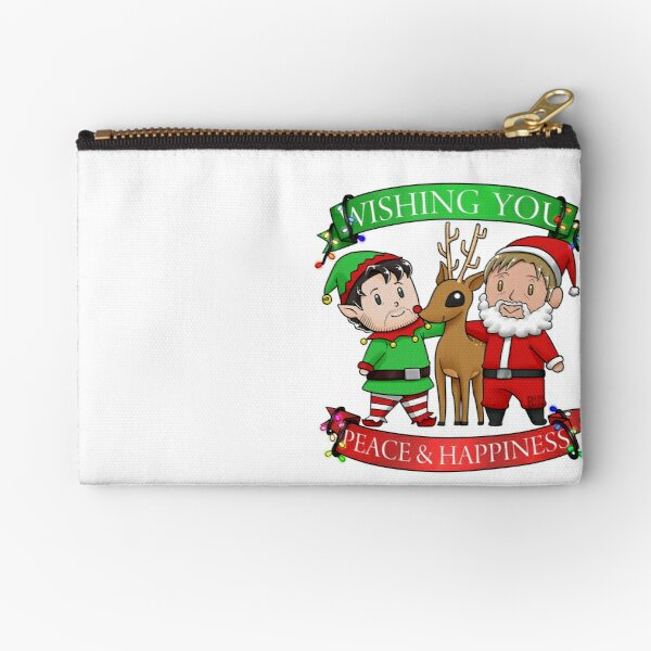 Madancy Christmas Zipper Pouch