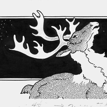 Reindeer by Geekimpact