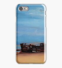 Wreck iPhone Case/Skin