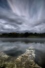 Chasing Clouds  by Michael Treloar