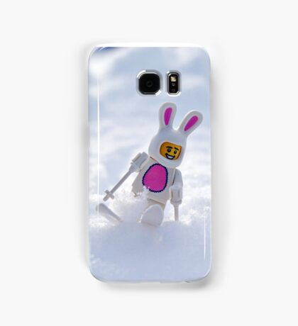 Snow Bunny Samsung Galaxy Case/Skin