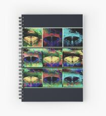 Butterfly Collection #3 Spiral Notebook