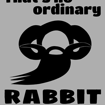 Python Enchanter Tim Rabbit Fanatic by MandWthings