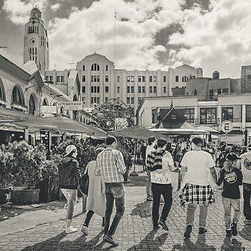 Mercado del Puerto, Montevideo, Uruguay by DFLCreative
