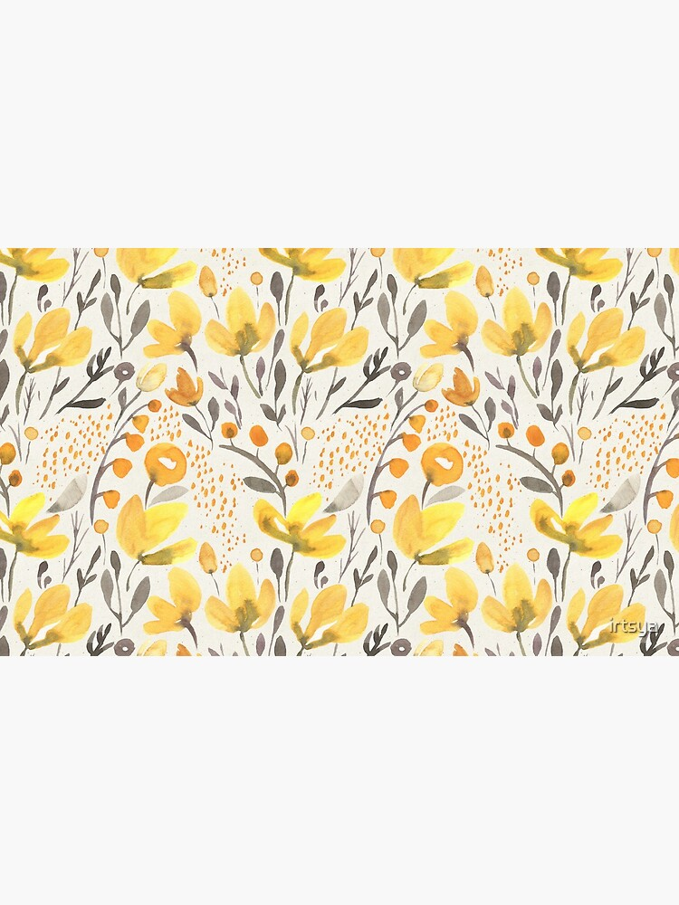 Yellow field by irtsya