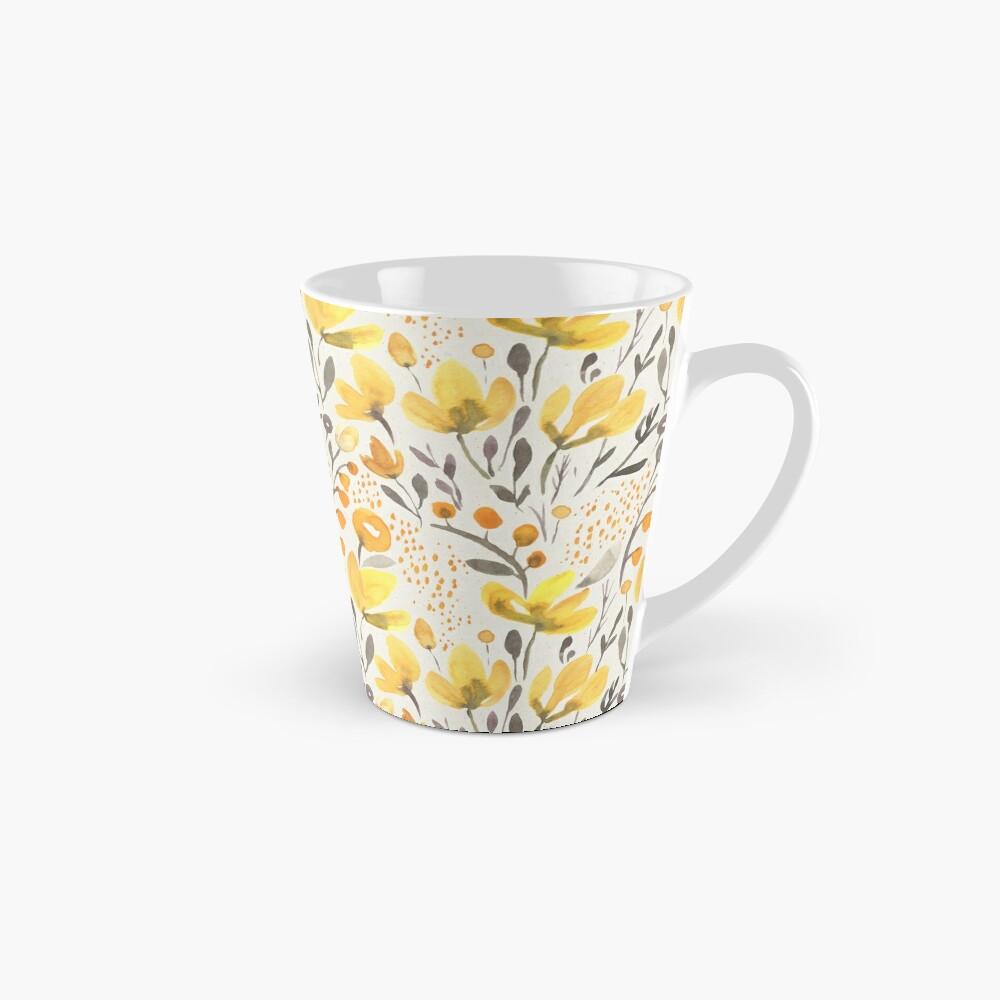 Yellow field Mug