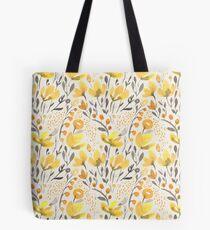 Gelbes Feld Tasche