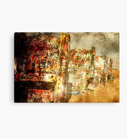 Tempi Passati  Canvas Print