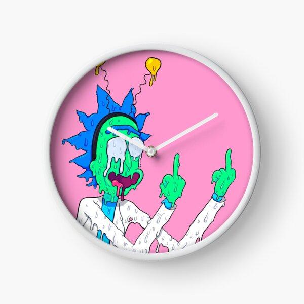 Rick Sanchez Clock
